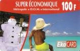 *ANTILLE FRANCESI* - Scheda Usata - Antilles (French)