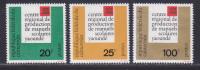 CAMEROUN N°  369 à 371 ** MNH Neufs Sans Charnière, TB  (D428) - Cameroon (1960-...)