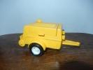 PLAYMOBIL : Vintage - Geobra 1978 - Compresseur Sur Roues - Playmobil