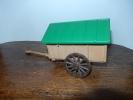 PLAYMOBIL : Vintage - Geobra 1979 - Charette - Playmobil