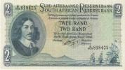 South Africa - Pick 105b - 2 Rand 1962 - Unc - Sudafrica
