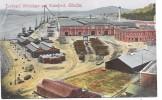 GIBRALTAR - Dockyard Workshops And Waterfront - Gibraltar