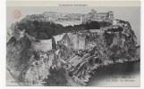 MONACO - N° 726 - LA VILLE - LE ROCHER - COLLECTION ARTISTIQUE - CPA NON VOYAGEE - Monaco