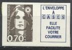 "FR YT 2824a Vignette "" Marianne Briat 70c. Brun Adhésif "" 1993 Neuf** - 1989-96 Bicentenial Marianne"