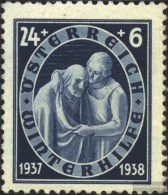 Austria 644 Unmounted Mint / Never Hinged 1937 Winter Aid - Ungebraucht