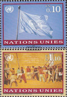 UN - Geneva 303-304 (complete Issue) Unmounted Mint / Never Hinged 1997 Clear Brands - Geneva - United Nations Office