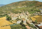 P1584 - POSTAL - MONASTERIO DE POBLET - VISTA AEREA - Tarragona