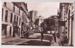 Welshpool Powys Church Street Real Photo With Cars Truck Store Queen´s Hotel Frith´s Cca. 1930-1940 - Montgomeryshire