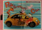 Gamesland Poster Mit Pokemon Car / Pokemon  -  Von Ca. 2002 - Merchandising