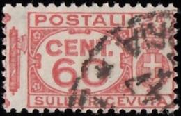ITALY - Scott #Q29 Numeral / Used Stamp - 6. 1946-.. Republic