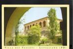 P1769 Villa Dei Vescovi A Luvigliano (Padova) - CARTOLINA DELLA FAI, Fondo Per L'ambiente Italiano - Non Viaggiata - Italia