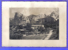 Carte Postale 13. Les Baux-de-Provence  L'Oustau De Baumanière  Trés Beau Plan - Les-Baux-de-Provence