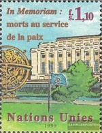 UN - Geneva 380 (complete Issue) Unmounted Mint / Never Hinged 1999 In Memorian - Geneva - United Nations Office