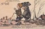 EN  ALSACE  RECONQUISE  -  Enfants  D'Alsace Et De Lorraine ( Signé  MARÉCHAUX - Illustratoren & Fotografen