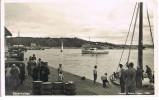 AK Skaerhalden, Ankunft Des Dampfers 1934 - Norvegia
