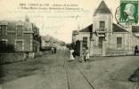 CROIX DE VIE - VENDEE  -  (85)  -  CPA ANIMEE DE 1925 - CLICHE PEU COURANT SUR DELCAMPE. - Ohne Zuordnung