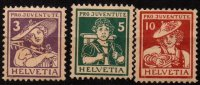 SUISSE - Pro Juventute 1916 Neuf - Pro Juventute