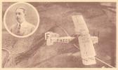 Avion Postal Type Bréguet Pilote  Joseph Doerflinger Lignes Aériennes Latécoère (France Espagne Algérie Maroc Sénégal) - Avions