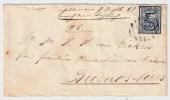 Uruguay, 5. C. Auf Brief, Datiert 1869 , #3524 - Uruguay