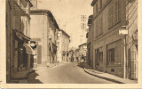79    MAUZE   SUR  LE  MIGNON   LA  GRANDE  RUE   (CENTRE ) - Mauze Sur Le Mignon