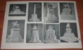 Alcuni Bozzetti Del Concorso Pel Monumento A Garibaldi A Napoli - Dell'800 - Lithographies
