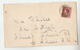 1936 ICKLETON GREAT CHESTERFORD Cds Pmk COVER E8 Stamps GB Eviii - 1902-1951 (Kings)