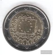Finland 2015 Stgl./unzirkuliert Reprint: 500.000 Stgl./unzirkuliert 2015 2 Euro 30 Years Europaflagge - Finland