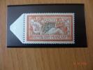 Merson N°145** TTB BDF;plis De Gomme; Signé Roumet. - Unused Stamps