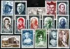 FRANCE Année Complete 1950 Neuve Sans Charniere. ** (MNH) - 1950-1959
