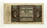 - ALLEMAGNE 1918/33 .  BILLET  2000 000 M. 1923 . - 2 Millionen Mark