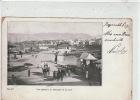 LIBAN - BEYROUTH - Vue Générale De Beyrouth Et Du Port - PHILATELIE - état - Liban