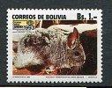 (cl. 5 - P.23) Bolivie *  N° 806 (ref. Michel Au Dos)  -  Rongeur : Le Chinchilla - - Bolivie