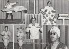 2 Scans Belgique Ieper Ypres Rare Ross Nancyo Rossi & Co Clouwns Clowns Fakir Hypnose Magnetisme Publicité Yplon - Zirkus