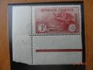 Timbre N°231** TTB ,BDF Signé Roumet.plis De Gomme. - Unused Stamps