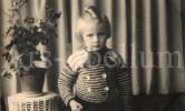 Photo Ancien / Meisje / Girl / Fille / Enfant / Child / - Personnes Anonymes