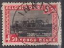 GESTEMPELD  INKISI ☆___☆ - Belgisch-Kongo