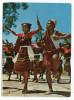 Madagascar--Groupe De Danseurs Antandroy (animée)--1970-cpsm 14.5 X 10 N°35 éd OPTICAM - Madagascar