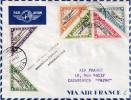 """LIBERIA : AVIATION . 3 ème VOL """" MONROVIA-DAKAR """" . PAR AEROMARITIME . 1937 . - Liberia"""