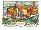 Groix -Morbihan-1968-Chansons De Marine -Les Trois Marins De Groix Sur Le Saint-François - Groix