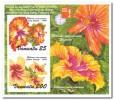 Vanuatu 1997, Postfris MNH, Flowers - Vanuatu (1980-...)