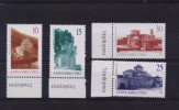 CYPRUS STAMPS CHURCHES OF CYPRUS UNDER TURKISH OCCUPATION  29/6/00-MNH-COMPLETE SET - Cyprus (Republic)