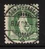 "Schweiz, 1902, Idealer Stp. "" Schaffhausen "" , #3507 - 1882-1906 Armoiries, Helvetia Debout & UPU"