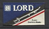 Lord. - Lames De Rasoir