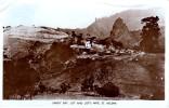 AFRIQUE SAINT HELENE SANDY BAY LOT AND LOT'S WIFE ST HELENA  BELLE CARTE RARE !!! - Saint Helena Island