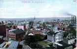 USA ETATS UNIS AMERIQUE PANORAMA OF NORFOLK VA  BELLE CARTE RARE !!! - Norfolk