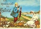 En Revenant De Pontoise (folklore Basse Cour Pont)n°550 Abeille - Pontoise