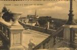 Italy - Postcard  Circulated In 1919 From Perugia At Costantinopoli - Perugia - Chiesa Di S.Pietro  - 2/scans - Perugia