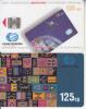 KAZAKHSTAN - Carpet, Kazak Telecom Telecard, First Chip Issue 125 Units(red CN), Chip SC7, Used - Kazakhstan