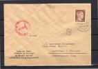 CENSORED Rudolf Dudy Hamburg Schauenburgerstr. To Imprimex Heerengracht 554  Amsterdam  (rc32) - Alemania