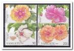 Vanuatu 2003, Postfris MNH, Flowers - Vanuatu (1980-...)